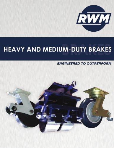 Heavy and Medium-Duty Brakes