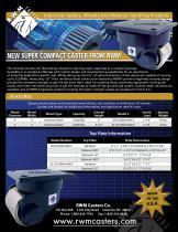 New Super Compact Caster - 1
