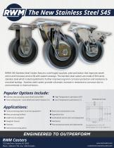 S45 Stainless Steel Series - 1