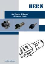 Air Heater & Blower - Process Heat