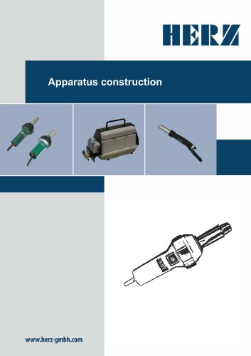 Apparatus construction