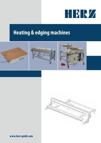 Heating & Edging Machines