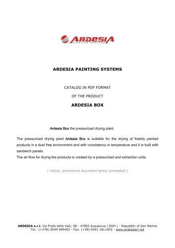 Ardesia Box