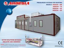 Pressurized system - ARDESIA