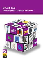 Air and Gas - Product catalogue 2019-2021
