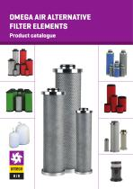Catalogue OMEGA AIR Alternative Filter Element