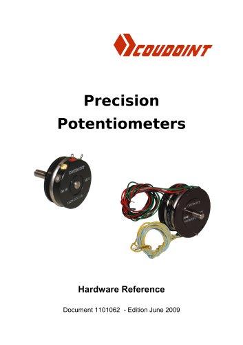 Coudoint Precision Potentiometers Documentation