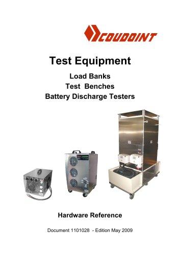 Coudoint Test Equipment Documentation