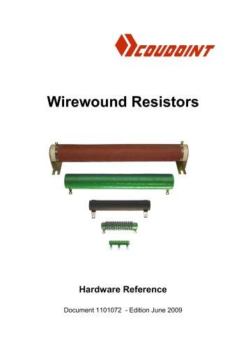 Coudoint Wirewound Resistors Documentation