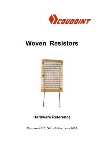 Coudoint Woven Resistors