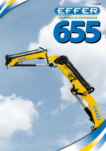 NEW EFFER 655