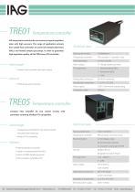 TRE-Temperature controllers - 1