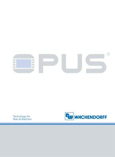 OPUS Catalogue