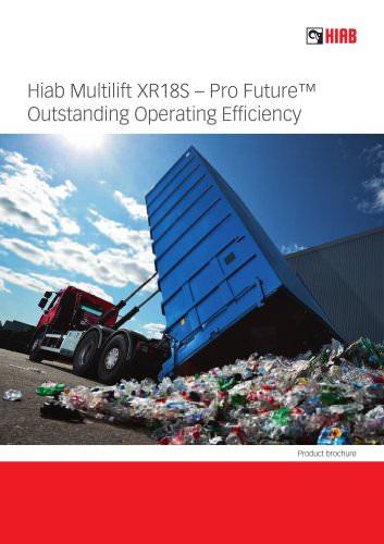 Hiab Multilift XR18S Pro Future?