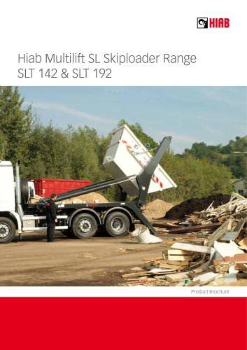 Hiab SL Skiploader Range