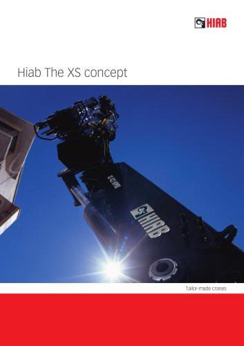 Hiab The XS concept