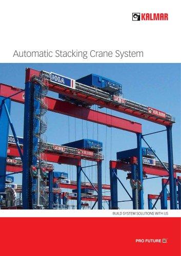 Kalmar Automatic stacking crane
