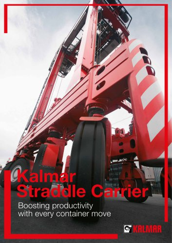 Kalmar Classic Straddle Carrier