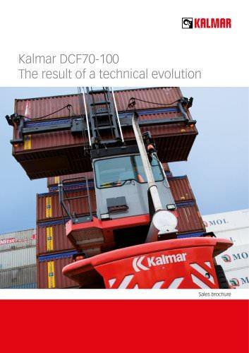 Kalmar Empty container handler 7-10 tonnes
