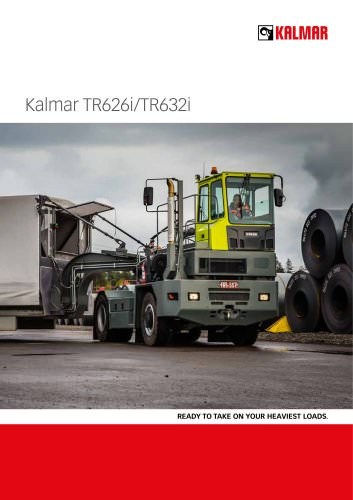 Kalmar TR626i-TR632i