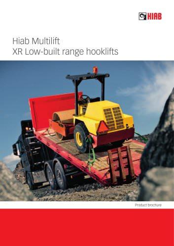 XR Low-built range hooklifts