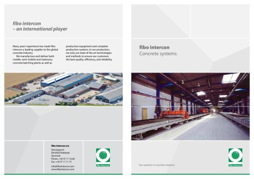 Concrete systems