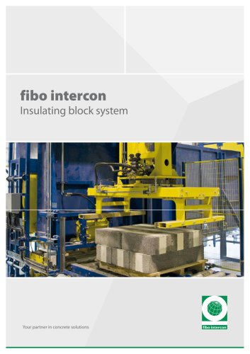 Insulating block systems