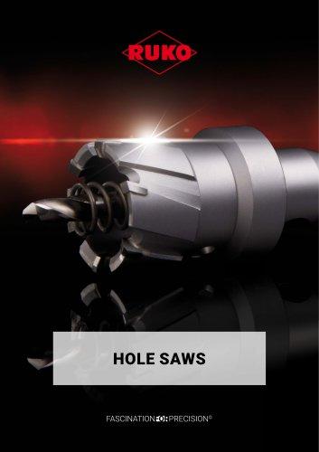 Hole saws