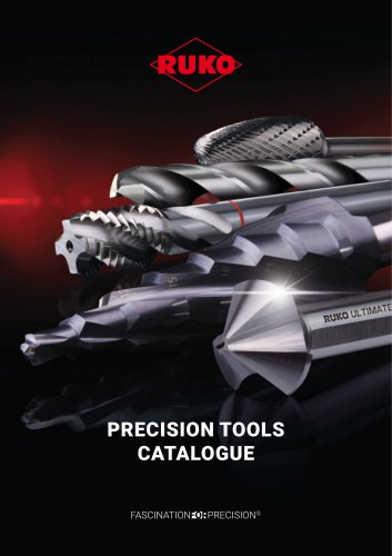 PRECISION TOOLS CaTaLOguE