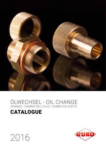RUKO oil change program