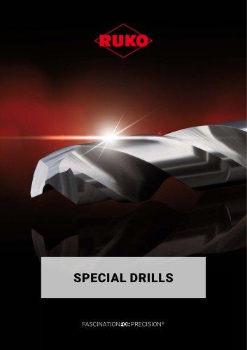 Special drills