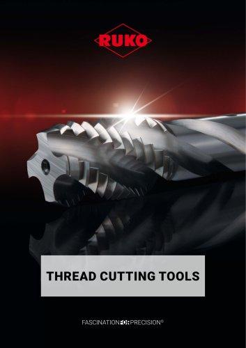 Thread cutting tools