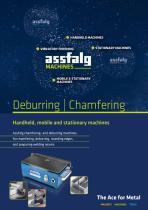 Deburring | Chamfering