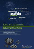 Tools and accessories Deburring   Chamfering