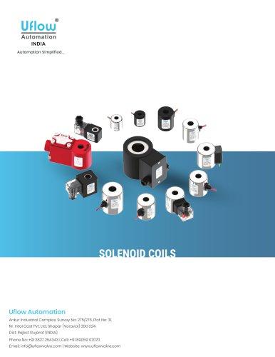 Solenoid Coils Catalogue
