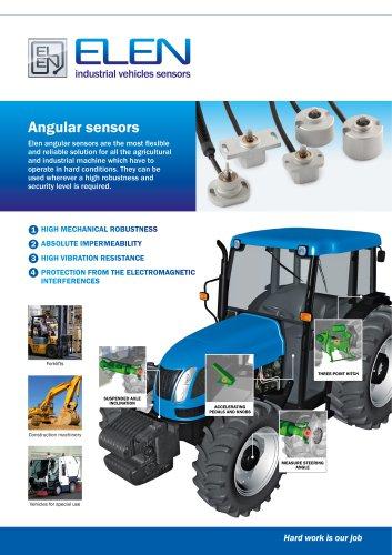 Angular sensors