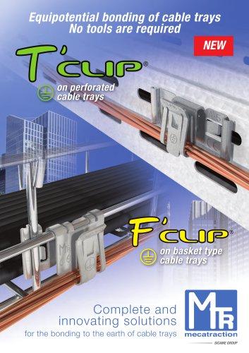 Brochure F'Clip T'Clip