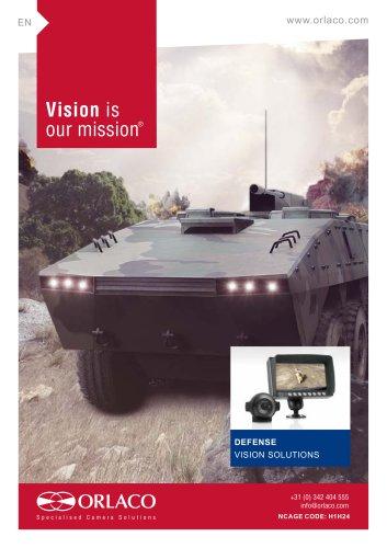 Defense Applications - Brochure