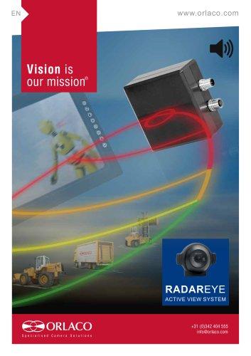 Orlaco RadarEye - Leaflet