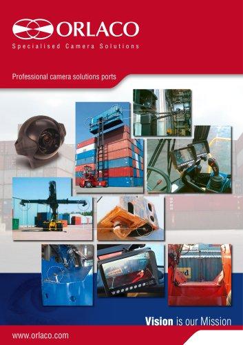 Professional camera solutions ports