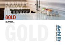 GOLD cnc bridge saw