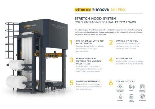 SH Pro - Stretch Hood