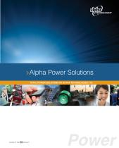 Alpha Power Solutions - DC and UPS