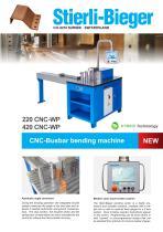 CNC bending machine  HYBRID