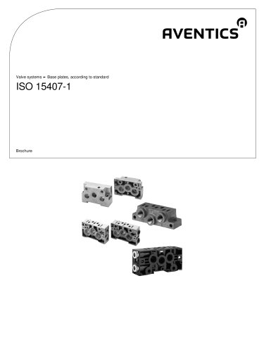 ISO 15407-1