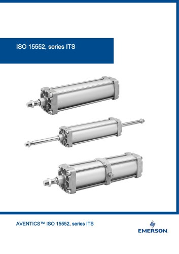 ISO 15552, series ITS