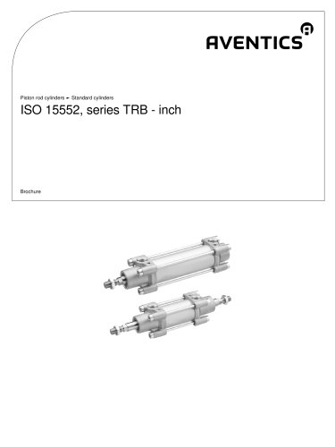 ISO 15552, series TRB - inch