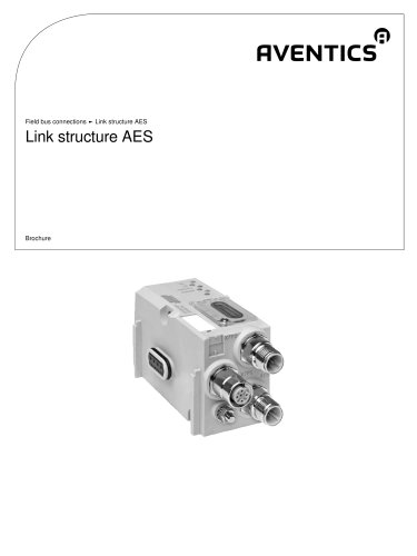 Link structure AES