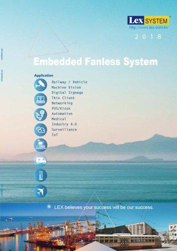 2018 Embedded System catalog V01