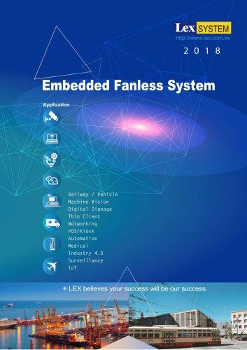 2018 Embedded System Catalog V2